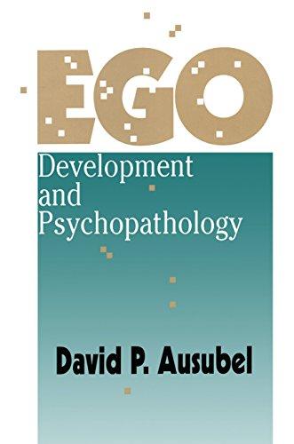Ego Development and Psychopathology (English Edition)