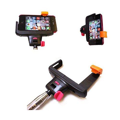 Asta Selfie Bluetooth telescopico per telefono cellulare colore–viola