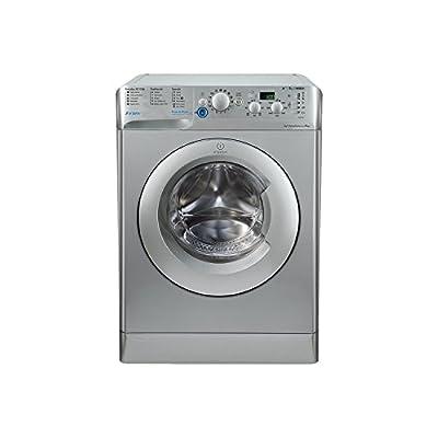Indesit BWD71453SUK Innex 7kg 1400rpm Freestanding Washing Machine Silver by Indesit