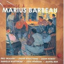 Hommage a Marius Barbeau [Import USA]
