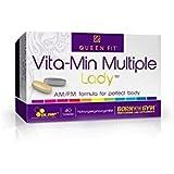 Queen Fit Vita-Min Multiple Lady 40 Tabletten