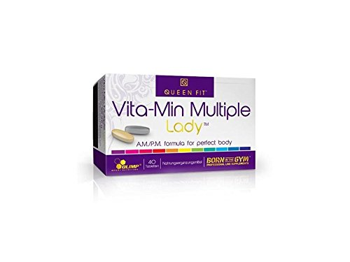 Queen Fit Vita-Min Multiple Lady 40 Tabletten