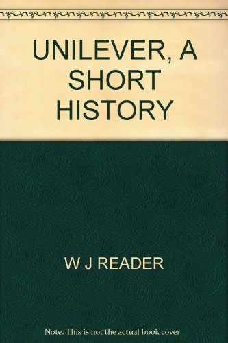 unilever-a-short-history