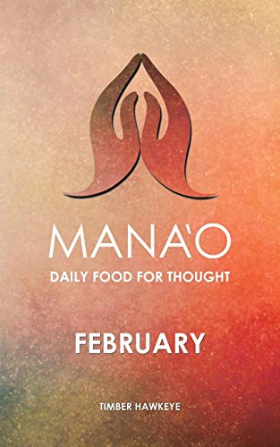 Manao: February (Manao Monthly Journals with Daily Food for Thought)