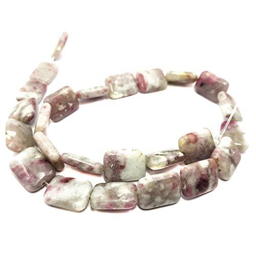 Thetastejewelry 16 mm Perles rondes en agate Gris Raw – Finition mate 38,1 cm 38 cm Bijoux Collier Healing – 2771