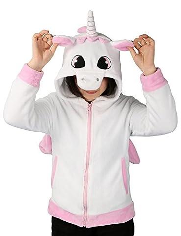 Sweat à Capuche Unicorn - Adulte Unisex Anime Costume Cosplay
