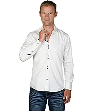 Seidensticker - Camisa formal - Básico - Clásico - para hombre