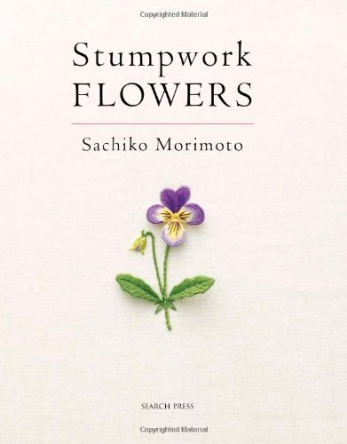 Stumpwork Flowers
