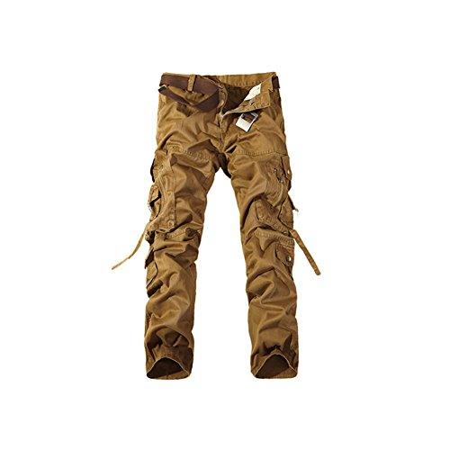 DeLamode -  Pantaloncini  - Uomo Giallo