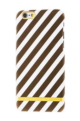 Richmond und Finch Olive Streifen Collection Schutzhülle für Apple iPhone 6S/6 -