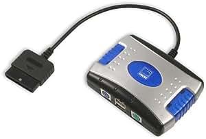 Speed Link Adaptateur ps2 USB et prise pour souris