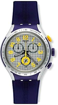Watch Swatch Irony XLITE Chrono YYS4014 YELLOW PUSHER de SWATCH
