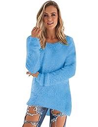 new style 04082 cb6b7 Suchergebnis auf Amazon.de für: grauer pullover damen ...