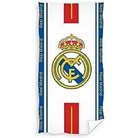 Real Madrid Toalla de ducha (150 x 75 cm Toalla de playa toalla rm171176