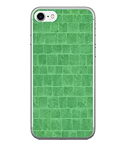 Snapdilla Designer Back Case Cover for Apple iPhone 6 Plus :: Apple iPhone 6+ (Cloth Checks Illustration Wallpaper Background Design)