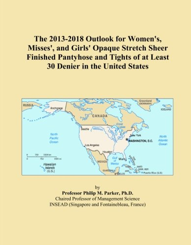 The 2013-2018 Outlook for Women's, Misses', and Girls' Opaque Stretch Sheer Finished Pantyhose and Tights of at Least 30 Denier in the United States