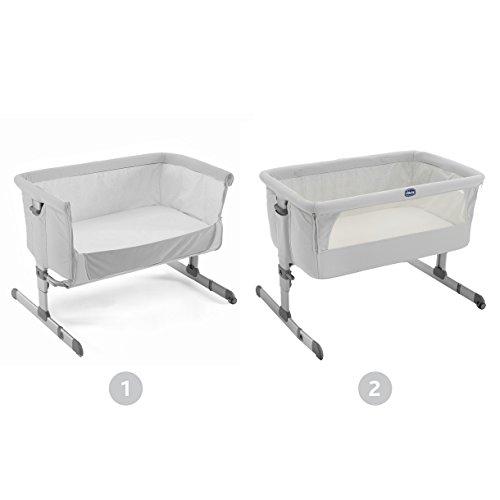 Bassinets & Cradles Nursery Furniture Sporting Chicco Next2me Cuna De Colecho Con Anclaje A Cama Altura Regulable En 6 Posicio