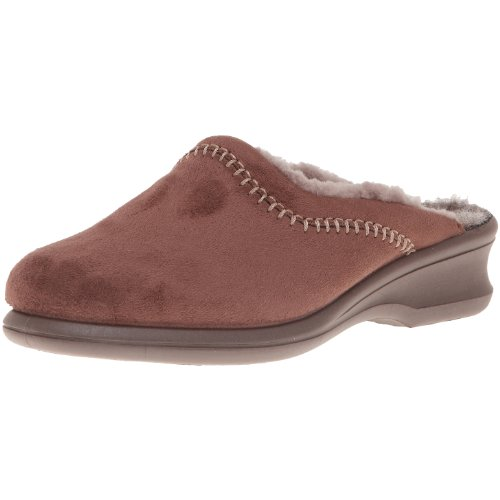 Rohde 2510, Chaussons femme Damier gris