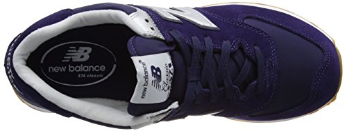New Balance Ml574hrt, Sneakers basses homme Violet (Purple)