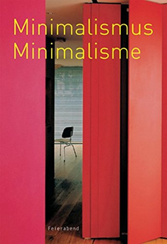 Minimalismus : Minimalisme par Collectif