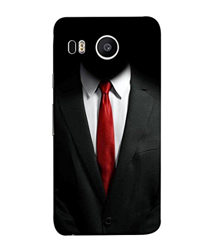 PrintVisa Designer Back Case Cover for LG Nexus 5X :: LG Google Nexus 5X New (Suit shirt tie formal decent)  available at amazon for Rs.349