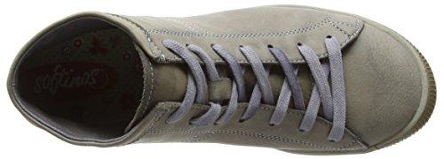 Softinos Isleen, dames haute sneaker top Beige - Beige (Taupe)