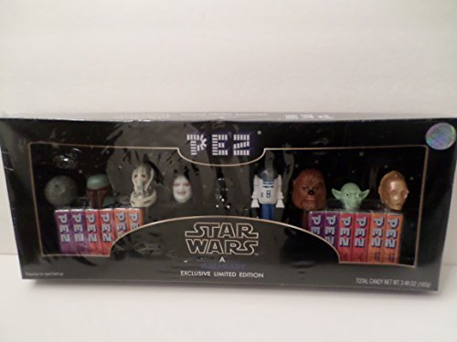 clusive Limited Edition PEZ (Marke) Collector 's Set by PEZ (Marke) Candy ()
