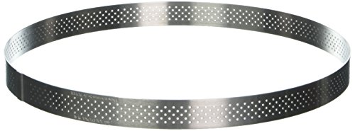 De Buyer 3099.09 Rahmen, Edelstahl, silber, 24,6 x 24,4 x 3,2 cm