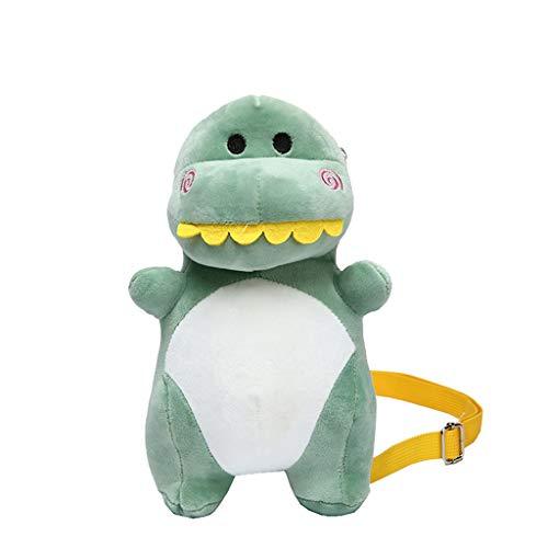 Damen Handtaschen und Geldbörsen Damentasche Cartoon Cute Dinosaur Bag Kleine Tasche Cute Girl Toy Bag -