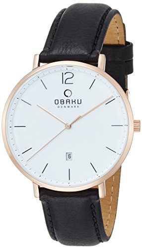 Obaku V181GDVWRB Reloj de Hombres