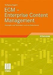 ECM - Enterprise Content Management: Konzepte und Techniken rund um Dokumente (German Edition)