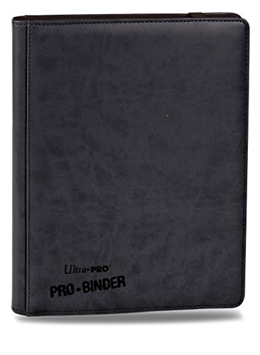 Ultra Pro 84194 - Premium Pro-Binder, schwarz (Magic Card Binder)