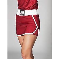 Leone 1947 Falda de boxeo para mujer, color rojo, talla S