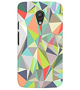 GoTrendy Back Cover for Motorola G2