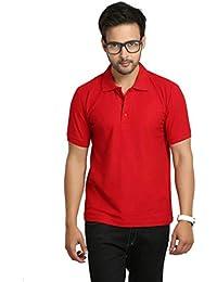 339fdd97 THE CHAMBAL Spun Matty Collar Polo Mens T-Shirt
