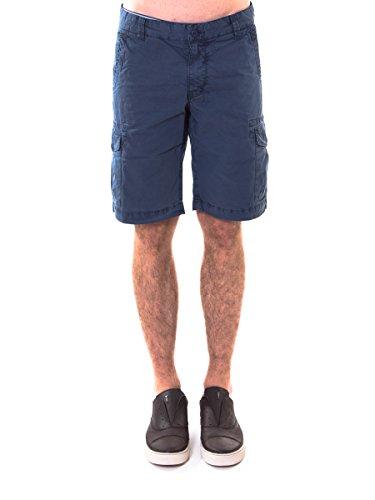 woolrich-homme-wosho0368ct403731-bleu-coton-shorts