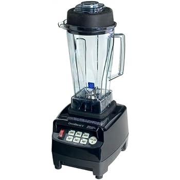 JTC omniblend mixeur haute performance noir 38 000 tr/min 2 l, sans bisphénol a