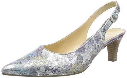 Gabor Shoes Damen Fashion Pumps, Grün (Menta 31), 40 EU Damen Pump