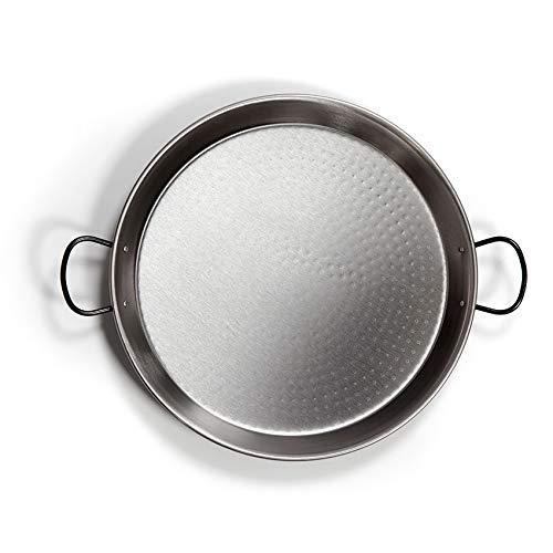 Générique PHA 46cm Paella Pfanne Carbon Stahl (Paella-pfanne Große)