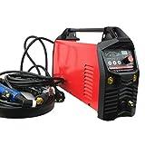 Aluminium Schweißer, ACDC TIG Schweißgerät 200A, digitale Steuerung AC/DC Pulse TIG/MMA CE-geprüft Professional IGBT Inverter WIG Schweißen