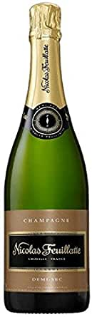 0,75l - Nicolas Feuillatte - DEMI-SEC - Champagner