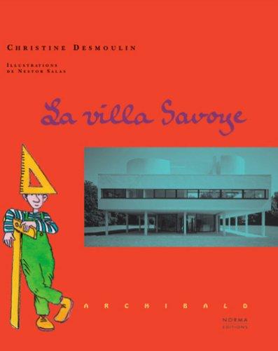 La villa Savoye par Christine Desmoulins