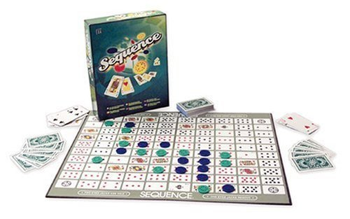Sequence - Das knifflige Brettspiel - deutsche Version