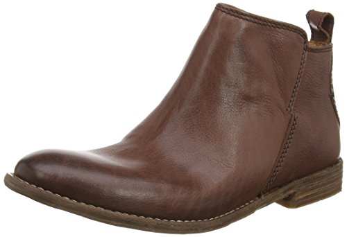 Hudson London Revelin Calf Chocolat, Damen Kurzschaft Stiefel, Braun (Chocolate), 36 EU (3 UK) -