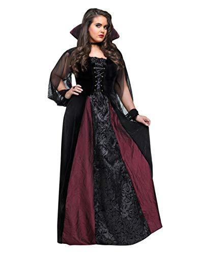 Horror-Shop Lady Dracula Kostüm Gr. XL