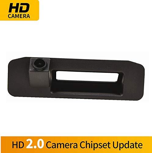 Fahrzeugspezifische Einparkhilfe Kamera integriert in Kofferraum Griff ,CCD Nachtsicht Rückfahrkamera für Mercedes Benz GLK Class X204 GLK280 GLK300 GLK350 GLK200 GLK220 GLK250 GLK320 CD (Ccd Nachtsicht-kamera)