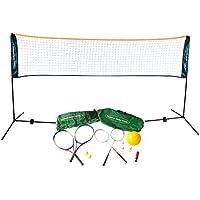 Set da gioco 3 m Badminton Pallavolo e Tennis di Traditional Garden Games