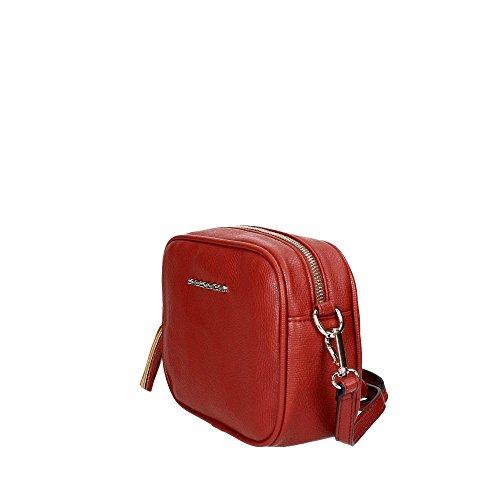 Fornarina AIFBCL118UVA7100 Umhängetasche Taschen & Accessoires Ziegelrot