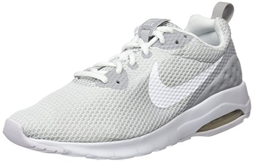 Nike Herren Air Max Motion LW SE Sneaker, Grau (Grisloup/Blanc), 45 EU