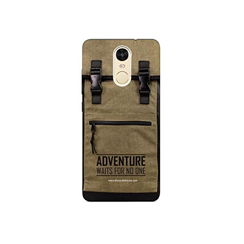 Adventure Backpack Xiaomi Redmi Note4 Mobile Case by The Souled Store
